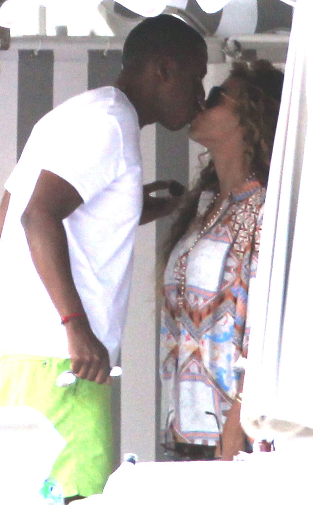 Beyonce, Jay-Z, South of France