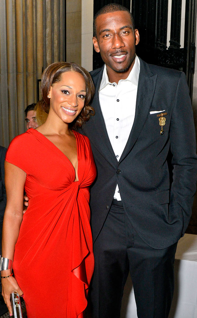 Amare Stoudemire, Alexis Welch