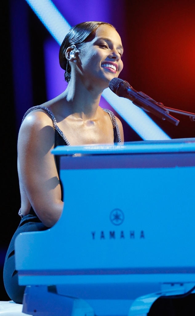 Alicia Keys, Stand Up to Cancer