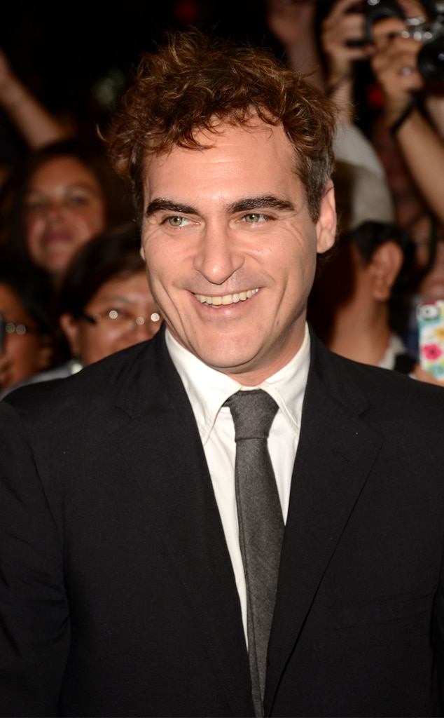 Joaquin Phoenix, 2012 Toronto International Film Festival