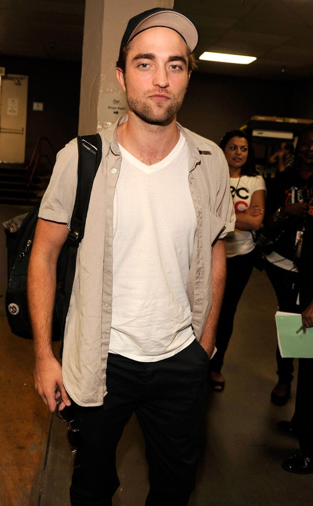 Rob Pattinson, Stand Up to Cancer