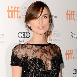 Keira Knightley, 2012 Toronto International Film Festival