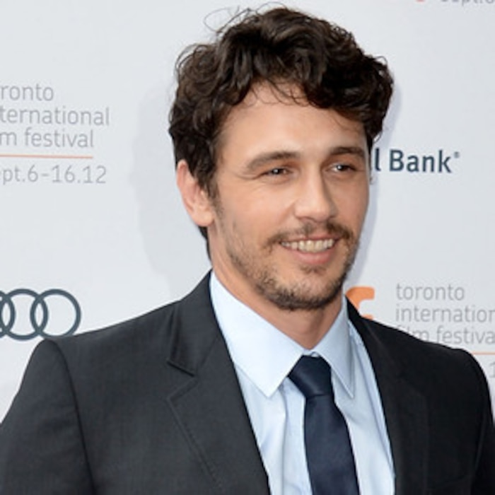 James Franco, 2012 Toronto International Film Festival