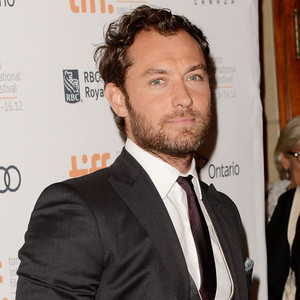 Jude Law Urges Continued Ban of Seal Fur, Pens PETA Letter ...  Jude Law