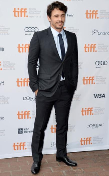 James Franco, 2012 Toronto International Film Festival