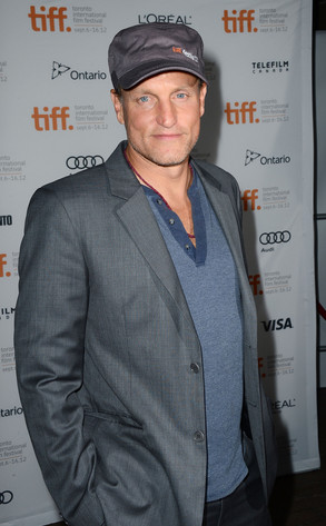 Woody Harrelson, 2012 Toronto International Film Festival