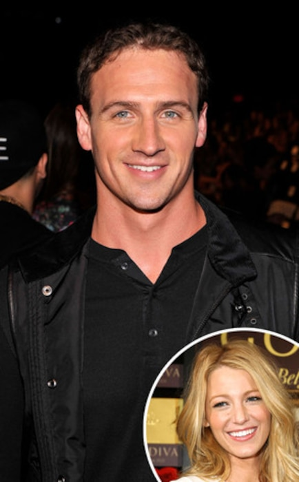 Ryan Lochte, Blake Lively