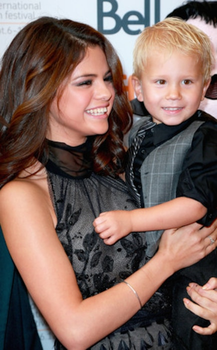 Selena Gomez, Jaxon Bieber
