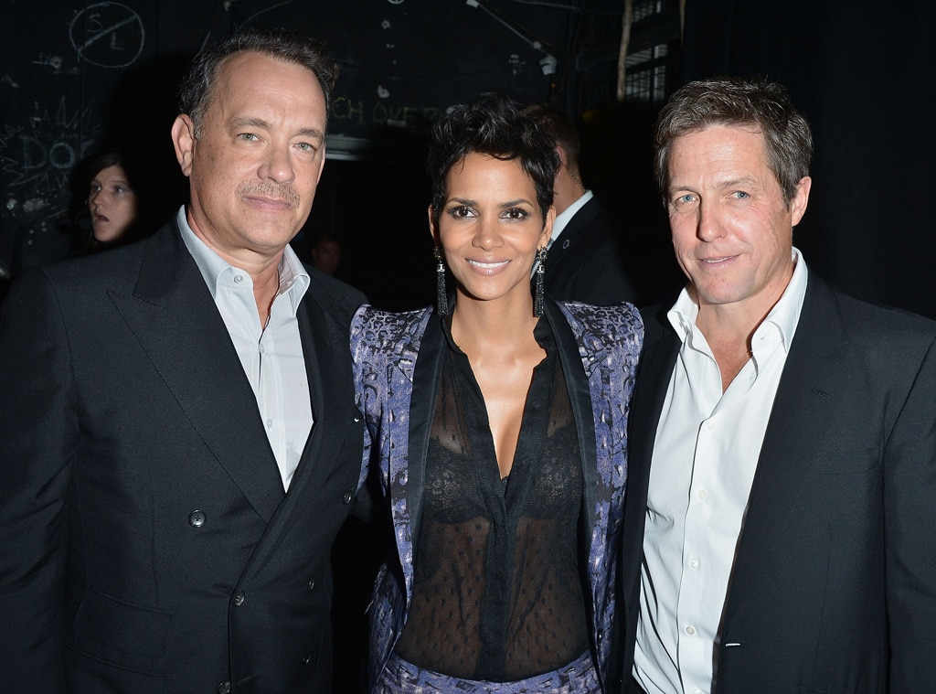 Tom Hanks, Halle Berry, Hugh Grant