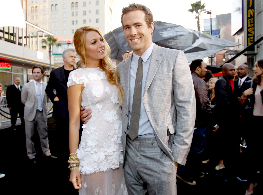 blake lively and ryan reynolds celebrate their 3rd wedding anniversary why their marriage is. Black Bedroom Furniture Sets. Home Design Ideas
