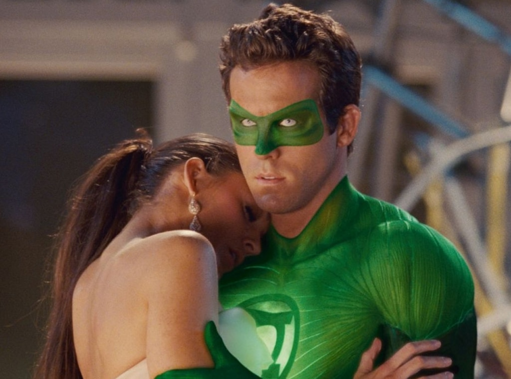 Blake Lively, Ryan Reynolds, Green Lantern