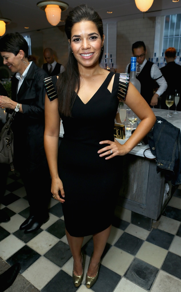 TIFF Grey Goose Party, America Ferrera