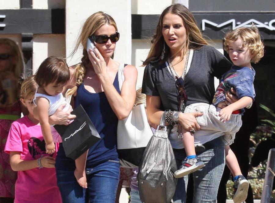 Brooke Mueller, Denise Richards, Kids