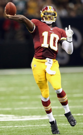 Robert Griffin III, Washington Redskins Football