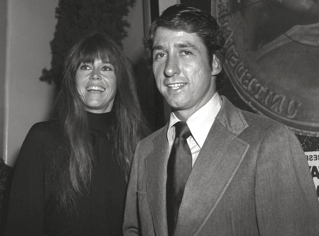 Tom Hayden, Jane Fonda