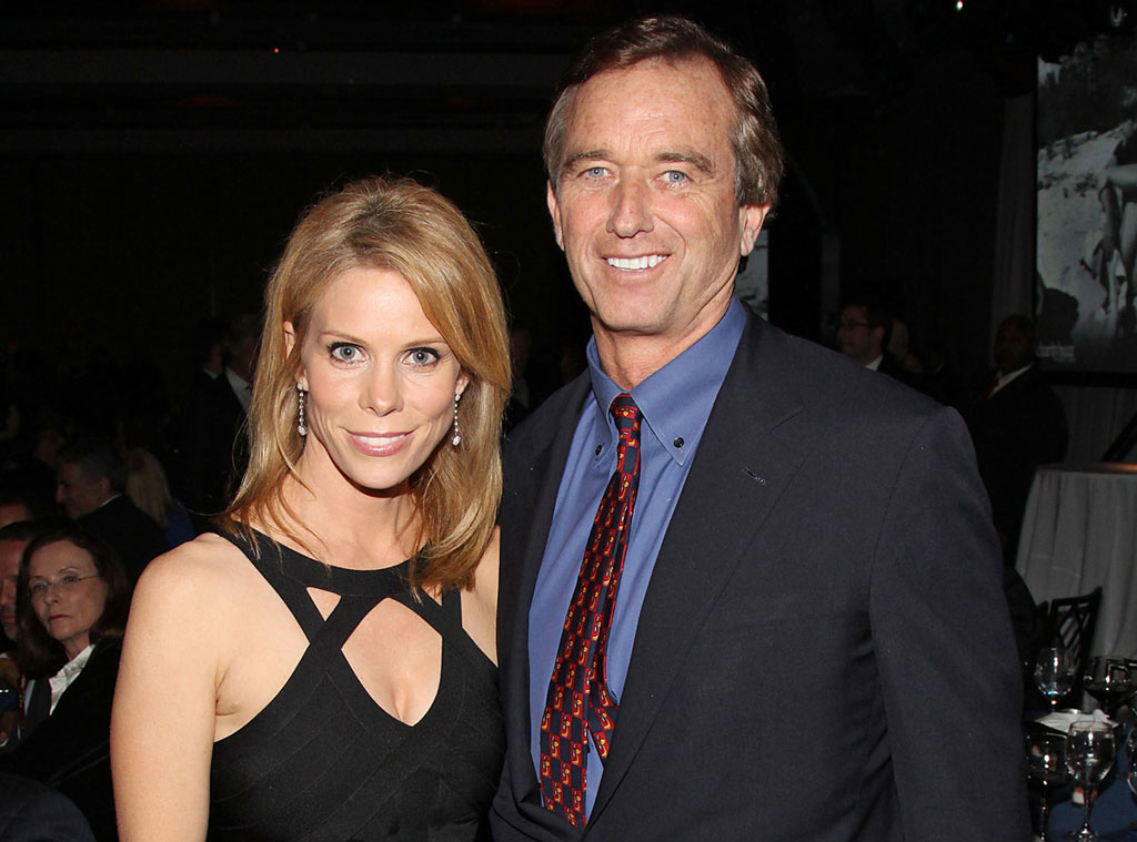 Robert F. Kennedy Jr., Cheryl Hines