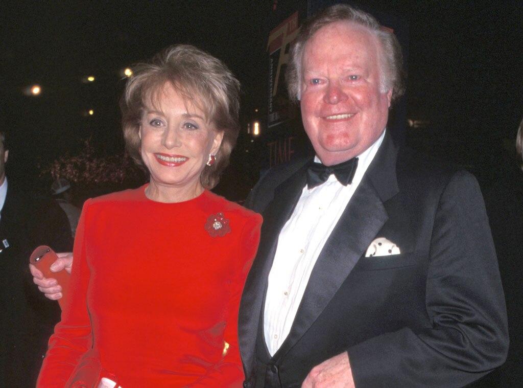Barbara Walters, John Warner