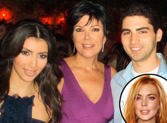 Kim Kardashian, Kris Jenner, Christian LaBella
