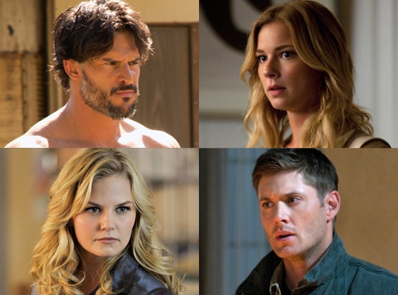 Jensen Ackles, Supernatural, Jennifer Morrison, Once Upon a Time, Joe Manganiello,True Blood, Emily VanCamp, Revenge
