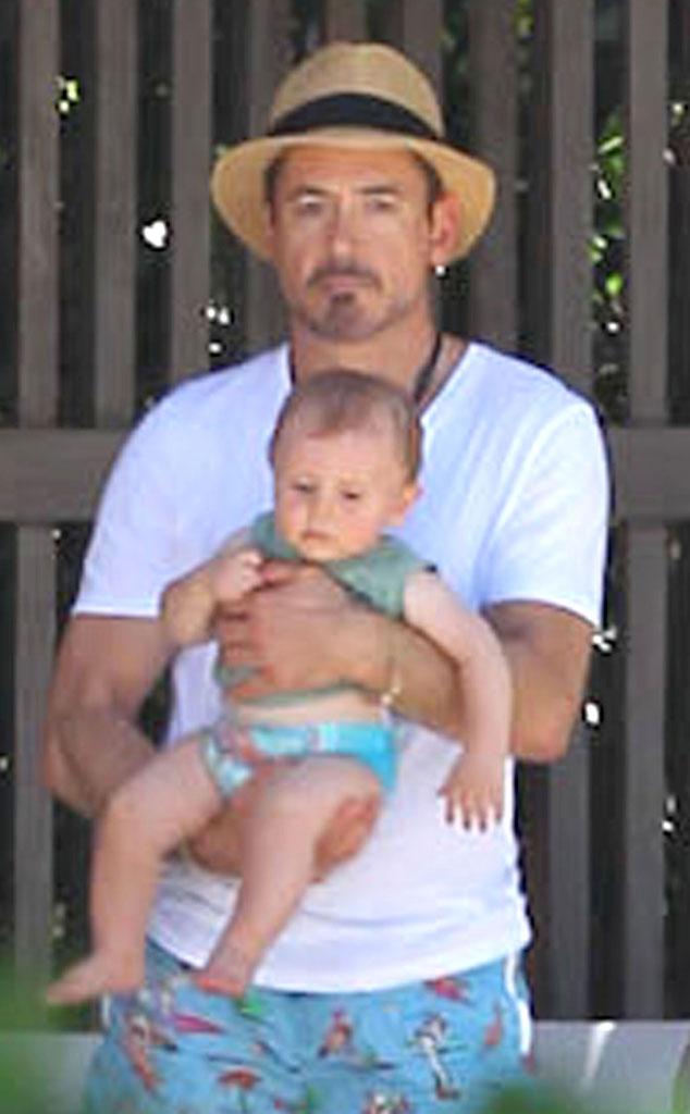 Robert Downey Jr., Exton