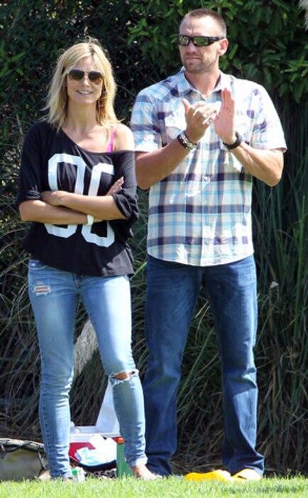 Heidi Klum, Martin Kristen