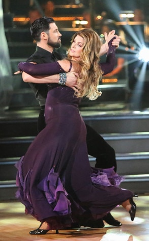 DANCING WITH THE STARS, ALL-STARS, MAKSIM CHMERKOVSKIY, KIRSTIE ALLEY