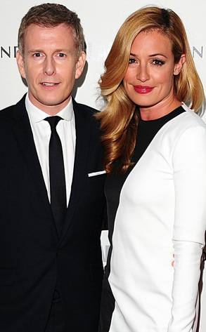 Patrick Kielty, Cat Deeley