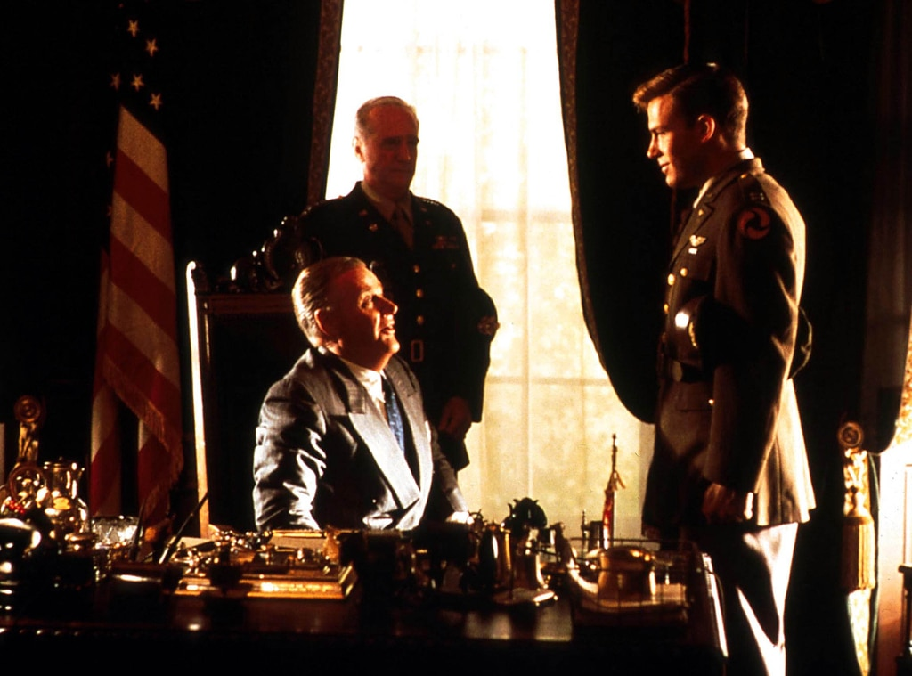 Jon Voight, Ben Affleck, Pearl Harbor