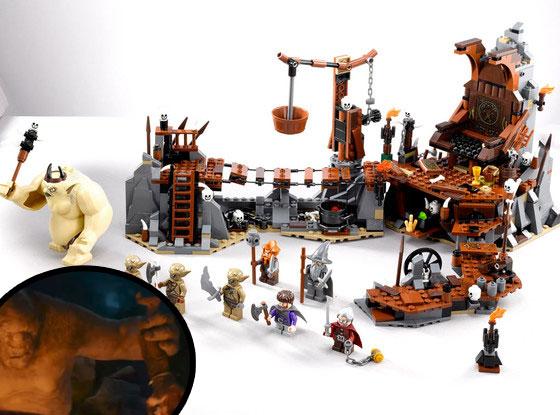 The Hobbit: An Unexpected Journey, Legos