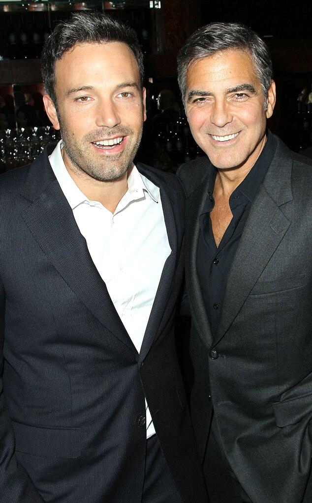 George Clooney, Ben Afleck