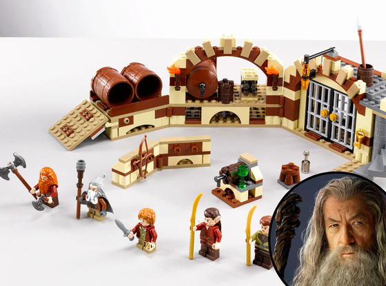 The Hobbit: An Unexpected Journey, Lego