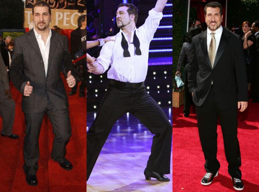 Joey Fatone, 2002, Spring 2007, Fall 2007