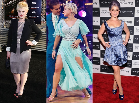 Kelly Osbourne, summer 2009/DWTS fall 2009, now