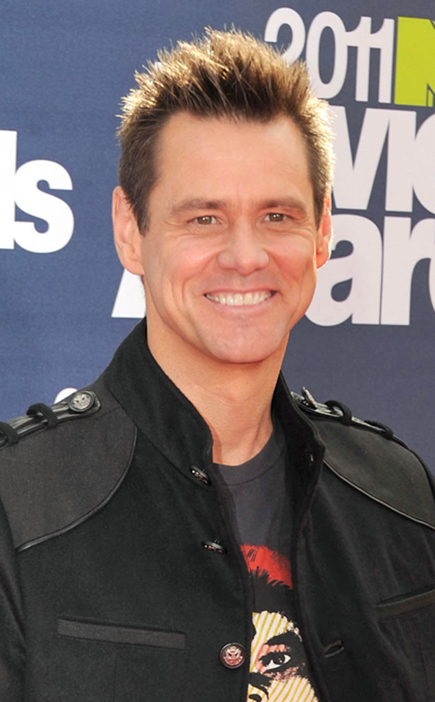 Jim Carrey Has No Inte... Jim Carrey