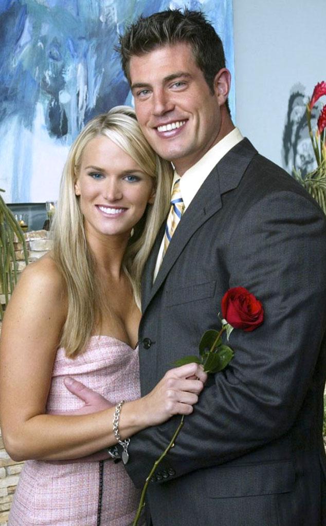 Jesse Palmer, Jessica Bowlin, Bachelor