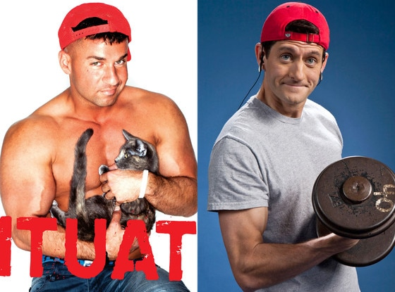 Mike the Situation Sorrentino, Paul Ryan, TIME Magazine