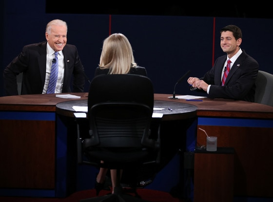 Joe Biden, Paul Ryan, VP Debate