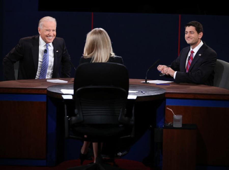 Joe Biden, Paul Ryan, VP Debate
