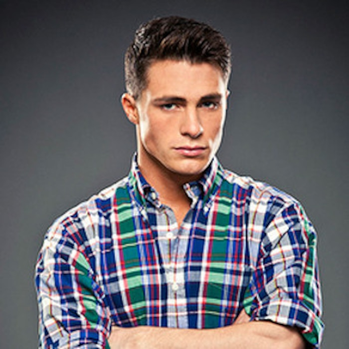 Colton Hayes, Teen Wolf