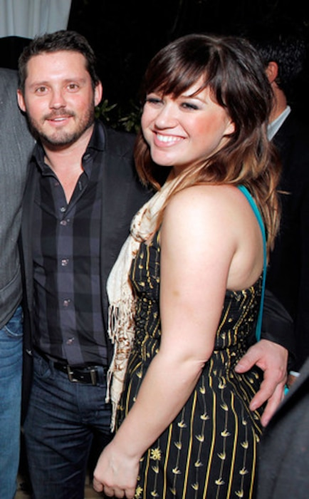 Kelly Clarkson, Brandon Blackstock