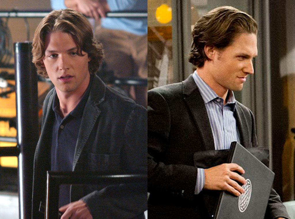 Michael Cassidy, The O.C., Men At Work