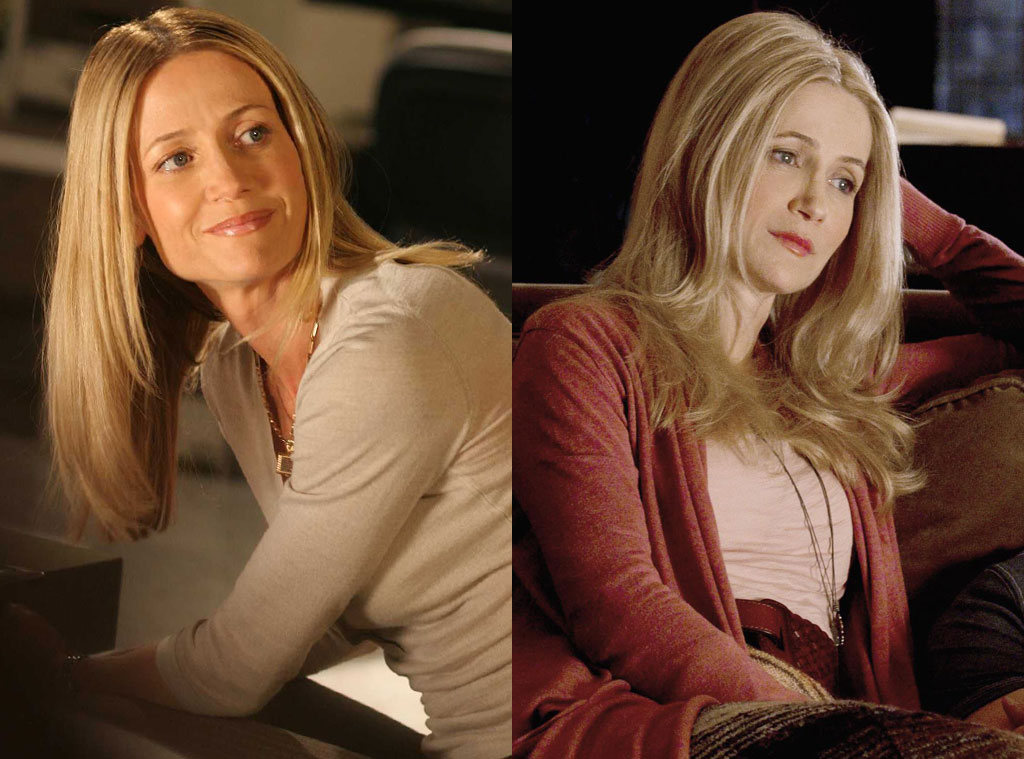 Kelly Rowan, The O.C., Perception