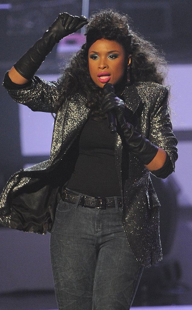 Jennifer Hudson, Whitney Houston Tribute