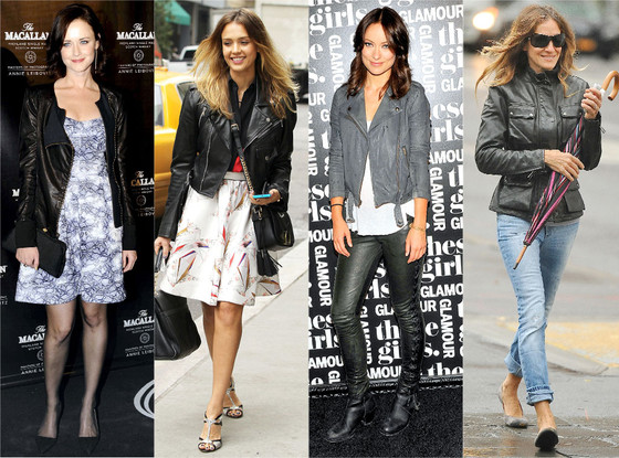 Alexis Bledel, Jessica Alba, Olivia Wilde, Sarah Jessica Parker