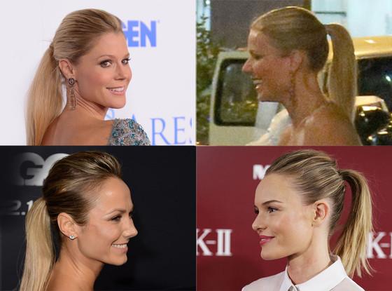 Gwyneth Paltrow, Stacy Keibler, Julie Bowen, Kate Bosworth