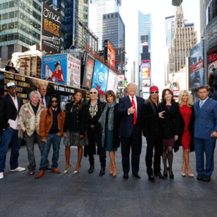 All-Star Celebrity Apprentice, Trace Adkins, Dennis Rodman, Gary Busey, Lil Jon, Claudia Jordan, Dee Snider, Lisa Rinna, Donald Trump