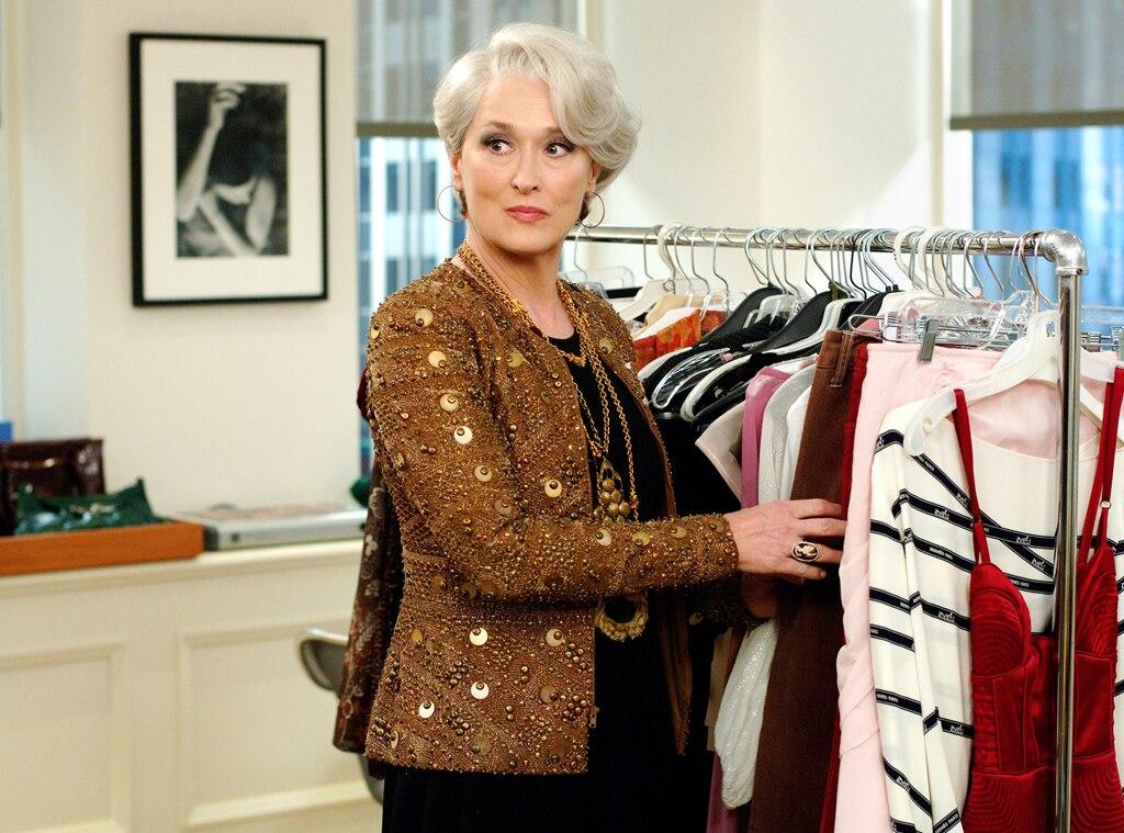 Devil Wears Prada , Meryl Streep