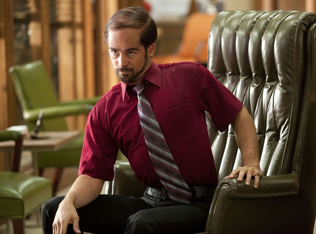 Colin Farrell, Horrible Bosses