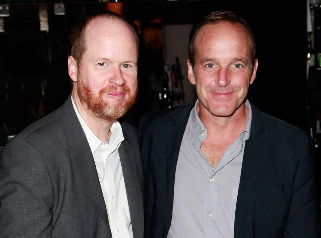 Joss Whedon, Clark Gregg