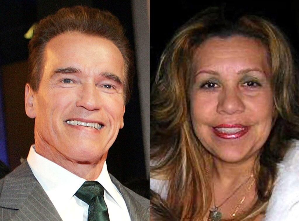 Political Scandals, Arnold Schwarzenegger, Mindred Baena